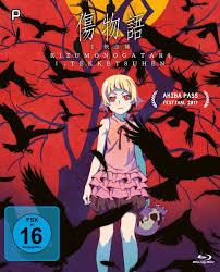 Design K Hen Kizumonogatari I Blut Und Eisen Inkl Audiokommentar Blu Ray