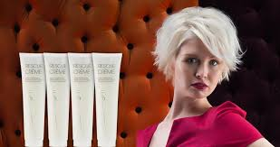 rescue bleached hair rejuvenate damaged hair with kerastraight rescue crème