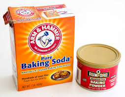 difference between thanksgiving and christmas the difference between baking soda and baking powder