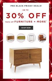 furniture stores black friday west elm black friday sneak peek 20 off media furniture milled