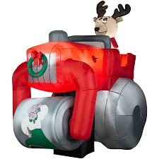 animated christmas inflatables bing images big outside holiday