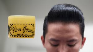 greaser hairstyle product cool grease fiber grease review amazing youtube