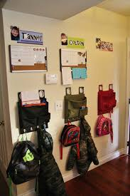 kids organization adventures in pinteresting entryway organization for kids