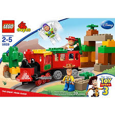 lego duplo toy story 3 train chase walmart