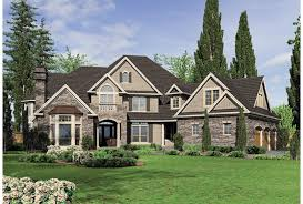 five bedroom houses eplans new american house plan five bedroom new american 6020