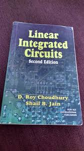 buy linear integrated circuits book online at low prices in india
