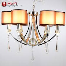 Industrial Crystal Chandelier Modern Iron Crystal Chandelier For Home Ceiling Industrial Pendant