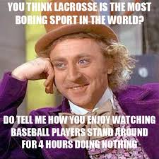 Meme Sport - it s probably a good thing nobody s made a ncaa lax memes page