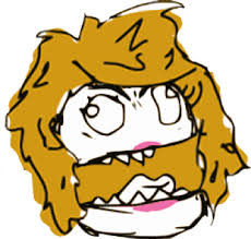Angry Girl Meme - dp zgrh0nrkc because sometimes meme
