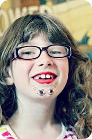 halloween makeup smile 30 scary and unique kids u0027 halloween makeup ideas ecstasycoffee