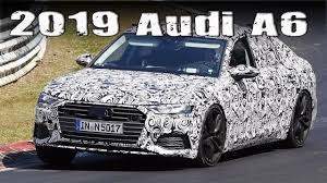 generation audi a6 all 2019 audi a6 generation prototype on the nurburgring