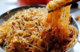 cuisiner vermicelle de riz ingrédients 17 vermicelles de longkou 龙口粉丝 sinogastronomie
