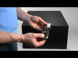 How To Install A Lock On A Cabinet Door Master Lock Hasp Installation Standard And Hinged Hasps Youtube