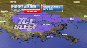 New Orleans Weather Map by Meteorologist Dave Nussbaum U0027s Weather Blog