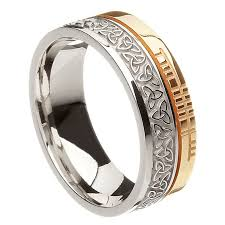 golden silver rings images Silver wedding rings for women modern fashion tendencies jpg