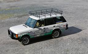 1990 Range Rover Great Divide Expedition Replica Restoration