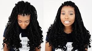 medium size packaged pre twisted hair for crochet braids mrs rutters perimeter crochet kinky twists tutorial part 4 of 8