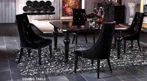 black lacquer dining room chairs charming lacquer dining table set endearing dining room furniture