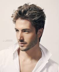 textured mens haircut short textured haircut for men and a stubble