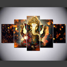 Paintings For Living Room Decoration Painting Ganesh Promotion Shop For Promotional