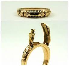 mourning ring napoleonic interest mechanical mourning ring c 1820s