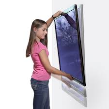 Tv Wall Mount Lowering Glide Wall Mount Height Adjustable Tv Wall Mount Ergotron