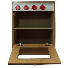 childrens wooden kitchen furniture obique children s wooden kitchen units set of 2 cooker unit and