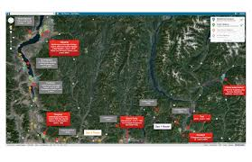 nissan leaf trip planner trip report kelowna and back part 1 u2013 kootenay ev family