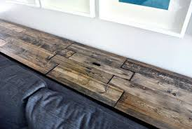 Storage Behind Sofa How To Build A Console Table It U0027s Done Young House Love