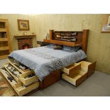 King Size Bed Storage Frame Catchy King Size Storage Headboard Best Ideas About King Size