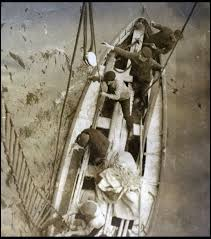 Google Maps Dead Body Incredible Photos Of Titanic U0027s Last Lifeboat Show Rotting Bodies