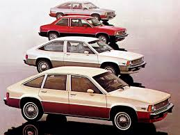 first chevy ccotw chevrolet citation iv car design news