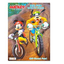 disney coloring books kids toddlers bulk 8 books