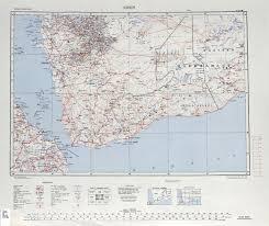 World Map 1950 Aden Maps