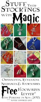 fun stocking stuffers pieces by polly harry potter christmas ornaments stocking stuffers