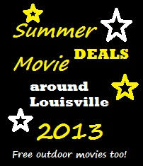 free or cheap summer movie discounts and deals around louisville