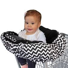 Baby High Chair Cover Floppy Seat Ultra Plush Shopping Cart U0026 High Chair Cover