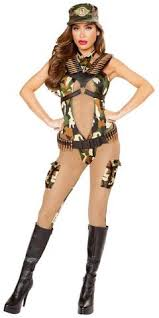 Halloween Costumes Army Army U0026 Military Halloween Costumes