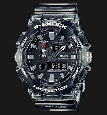 Jam Tangan G Shock casio g shock gax 100msb 1adr g lide black resin band jamtangan