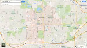 Us Geography Map Orland Park Illinois Map