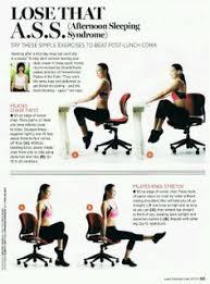 Exercise At The Office Desk Impressive Office Chair Exercises Unique Ideas 17 Best Ideas About