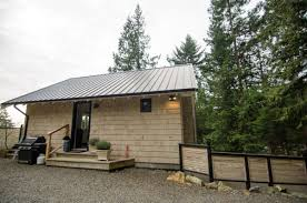 Tiny House 600 Sq Ft British Columbia Small House Bliss