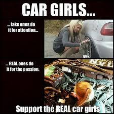 Car Girl Meme - 197 best working on cars instead of having kids images on pinterest