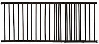 dreambaby wooden expandable gate u0026 reviews wayfair