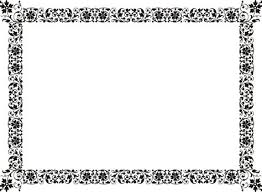 certificate border templates photoshop letter format governor