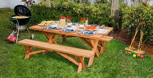 how to build a classic picnic table youtube
