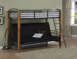 Bunk Bed With Futon On Bottom Futon Bunk Bed Canada Roselawnlutheran