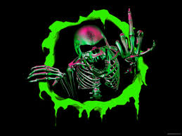dancing halloween skeleton background cool skeleton wallpaper wallpapersafari