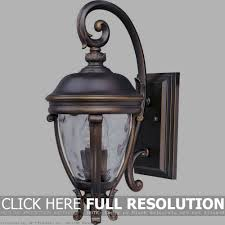outdoor light fixture with outlet sacharoff decoration