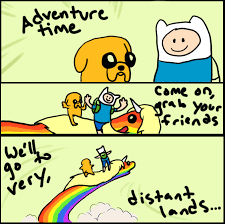 Adventure Meme - grab my adventure time meme by mizumomochi on deviantart